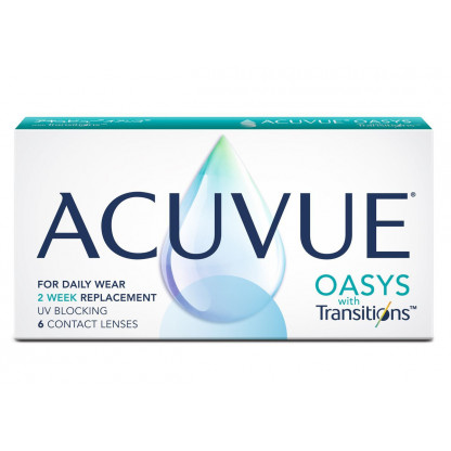 Acuvue Oasys Trans
